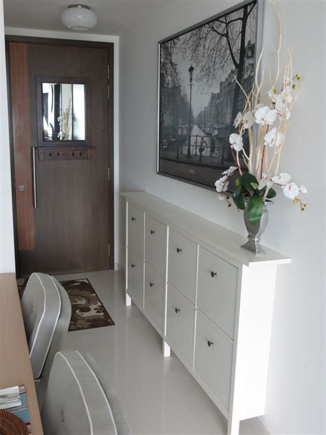 Narrow Hallway Cabinet Furniture Toobe8 Large Size Picture ...