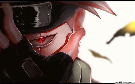 Naruto Shippuden   Kakashi of the Sharingan HD wallpaper ...