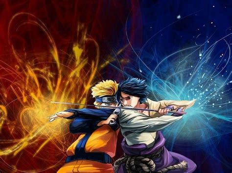 Naruto vs Sasuke in Dibujos. Toneladas de calidad HD ...