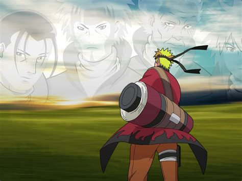 Naruto y los hokages HD | FondosWiki.com