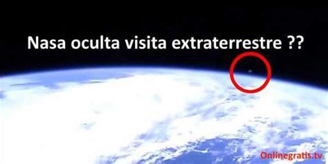 Nasa oculta visita extraterrestre