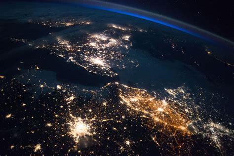 NASA s Best Earth from Space Photos by Astronauts in 2017 ...