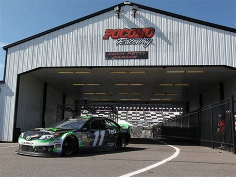 NASCAR at Pocono: Start time, TV/radio schedule, lineup