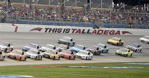 NASCAR at Talladega 2016: Start time, lineup, TV schedule ...