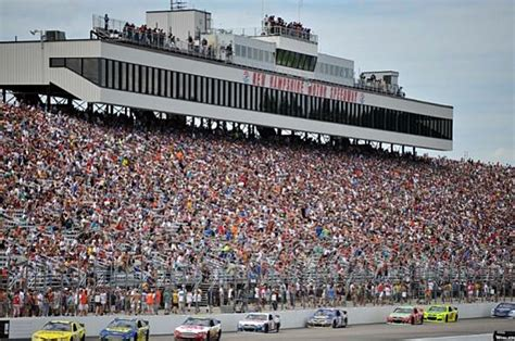 NASCAR First Timers Share Their Experience At Loudon