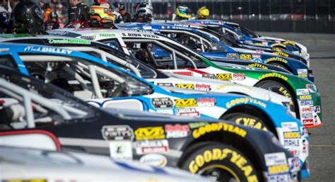 NASCAR Pinty's Series TV and Live Streaming Schedules ...