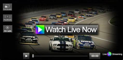 Nascartv | Msnfoxsports | Trueonlinetv: Watch Nascar Race ...