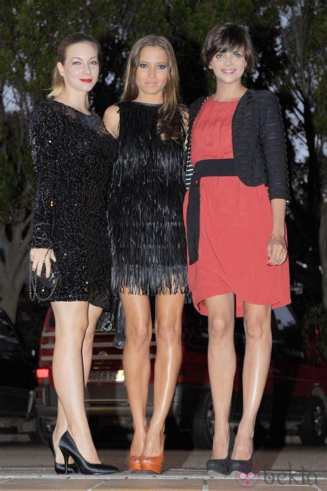 Natalia Rodríguez, Ana Fernández y Macarena Gómez en la ...
