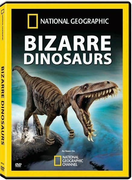 National Geographic: Bizarre Dinosaurs | 727994753469 ...