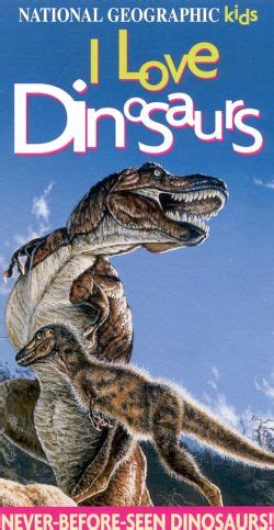 National Geographic Kids: I Love Dinosaurs!   | Synopsis ...