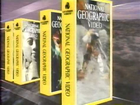 National Geographic Promo for Vestron Video   YouTube