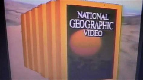 National Geographic Video closing commercial   YouTube