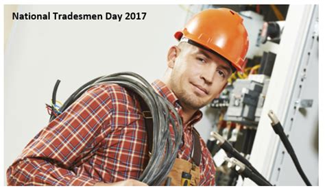 National Tradesmen Day 2017 | Dorsey Schools | Michigan ...