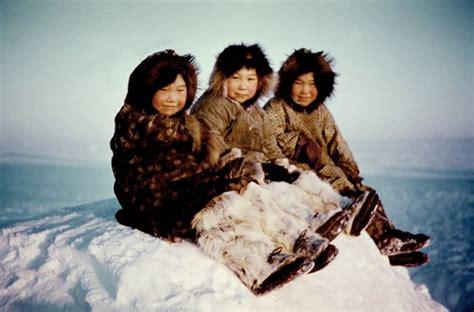Nativos do Ártico tomam parte na exploração de recursos ...