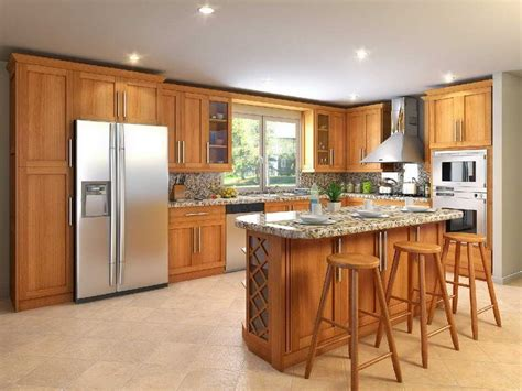 natural wood kitchen cabinets   Bing Images | Kitchen ...