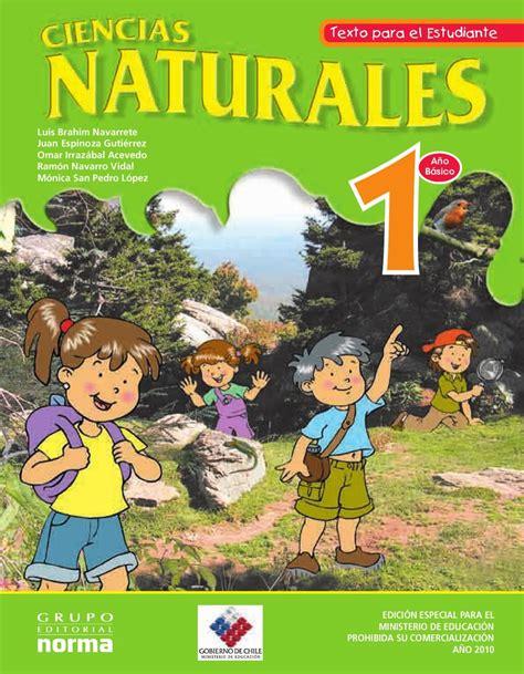 Naturales 1   Libros