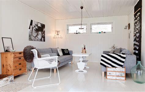 Naturalidad y elegancia en esta casa noruega   Estilo ...