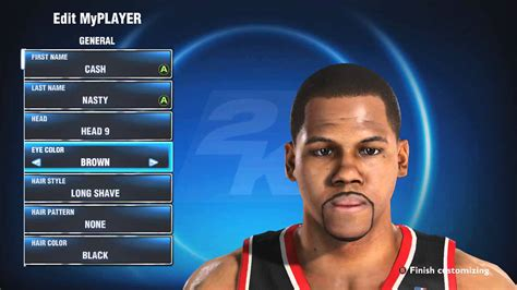 Nba 2k14 Xbox One  How To Create Best My Player Cash Nasty ...