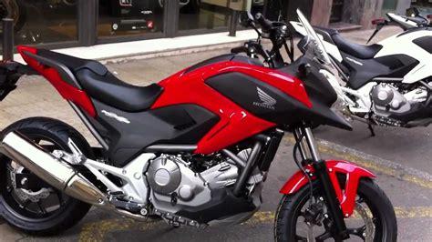 NC700X Rojo Moto Honda Valencia www.hondamotovalencia.es ...