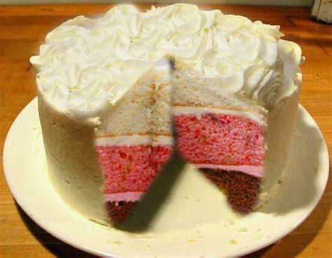 Neapolitan Cake Recipe by andreaa   iFood.tv