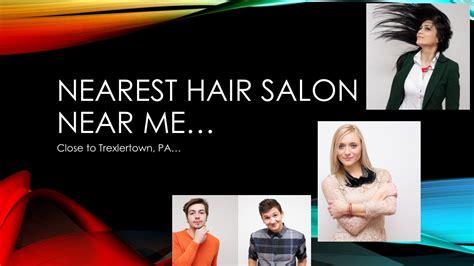 Nearest Hair Salon Near Me around Trexlertown PA    nearby ...
