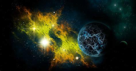 nebula planet stars universe 4k ultra hd wallpaper » High ...