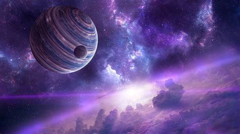 Nebula Planets Wallpapers | HD Wallpapers | ID #20359