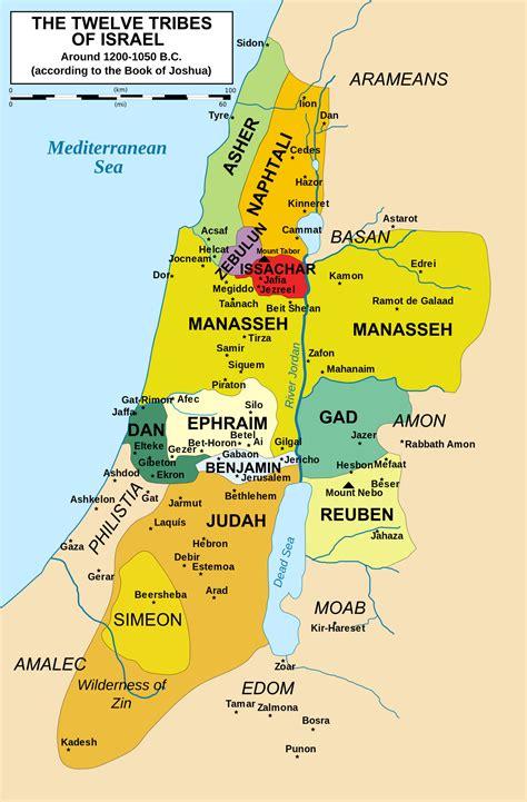 Neftalí   Tribu de judá, Historia de israel, Bíblicos