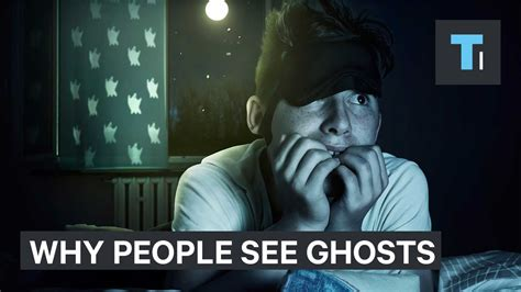 Neil deGrasse Tyson explains why some people see ghosts ...