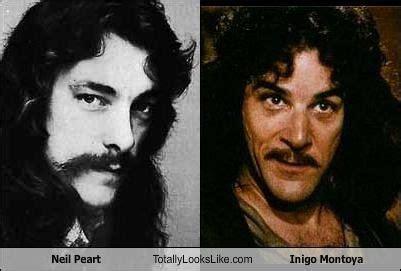 Neil Peart Totally Looks Like Inigo Montoya | Neil peart ...