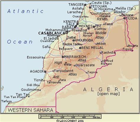 Nejma en Marruecos: Sabes dónde vivo?