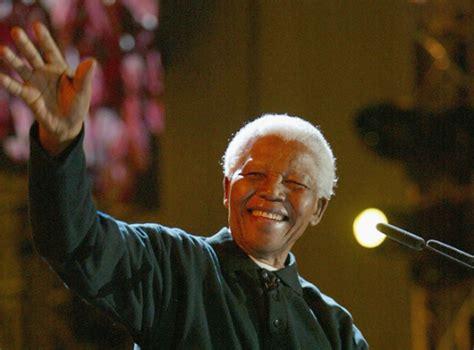 Nelson Mandela, 1918 – 2013   Inspiring Personalities