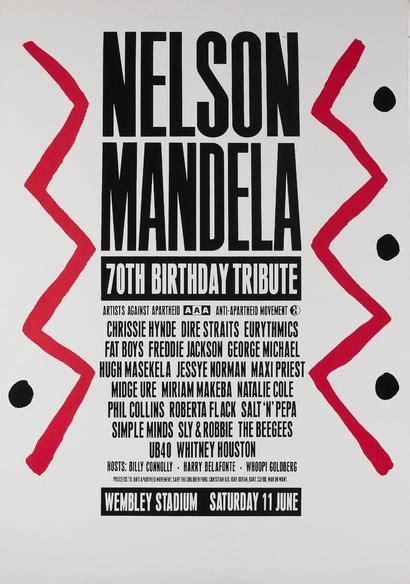 Nelson Mandela 70th Birthday Concert | Concerts Wiki ...