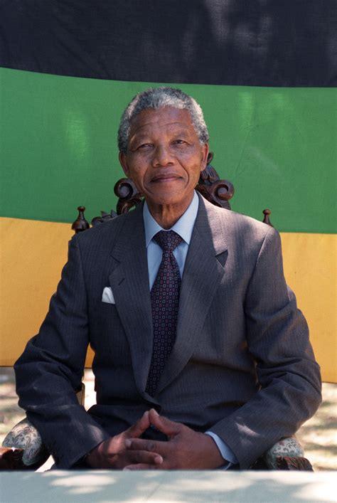 Nelson Mandela: A Life in Photos   Biography