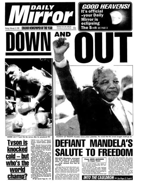 Nelson Mandela: A Life Told Through The Media | HuffPost