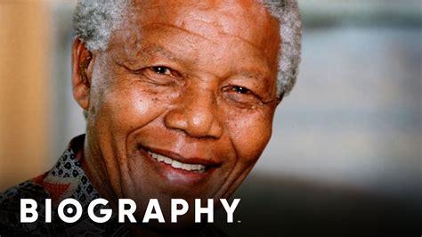 Nelson Mandela, Anti Apartheid Activist and World Leader ...