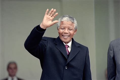 Nelson Mandela Arrested In 1962 With Help From The CIA
