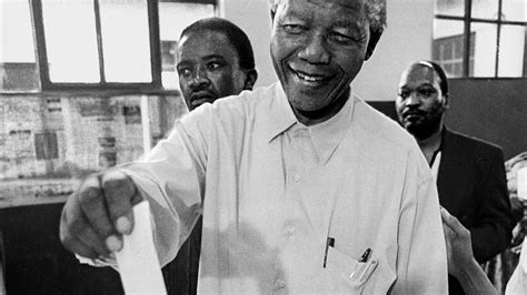 Nelson Mandela as president: a qualified success ...