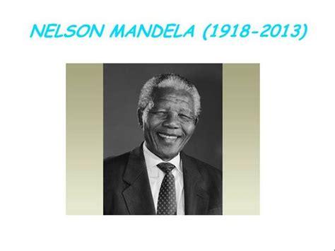 NELSON MANDELA |authorSTREAM