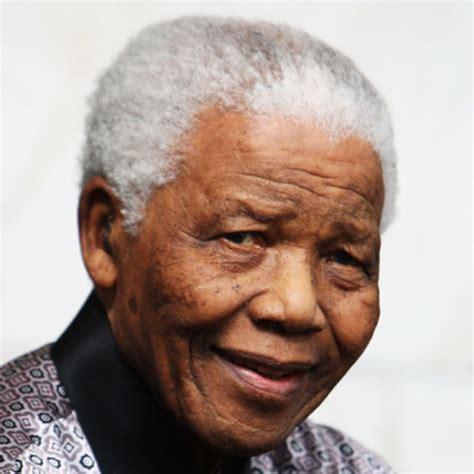 Nelson Mandela became South Africa s first black president ...