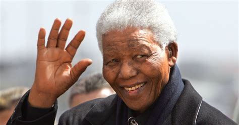 Nelson Mandela Becomes First Politician To Be Missed ...