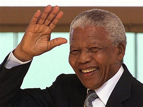 Nelson Mandela Biography, Christian Values