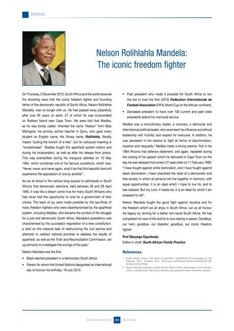 Nelson mandela biography for kids pdf   akzamkowy.org