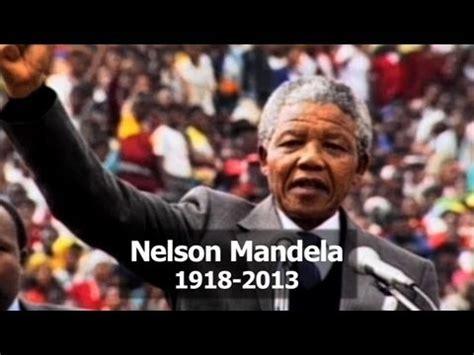Nelson Mandela Biography: Life and Accomplishments of a ...