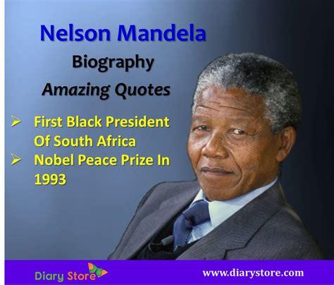 Nelson Mandela Biography | Nobel Peace Prize Winner ...