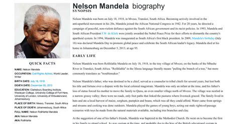 Nelson Mandela Biography.pdf   Google Drive