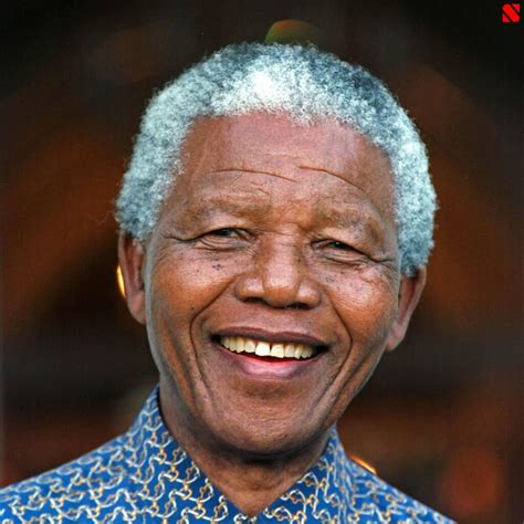 Nelson Mandela Biography • Former President of South Africa