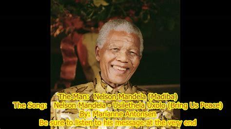 Nelson Mandela Birthday Tribute!   YouTube