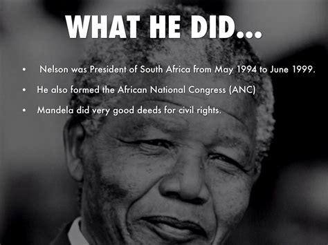 Nelson Mandela by Isabel Dayrit
