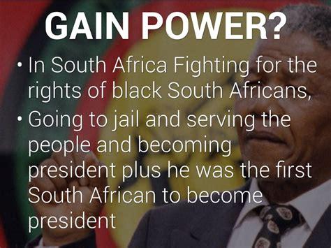 Nelson Mandela by Jamario Bibb